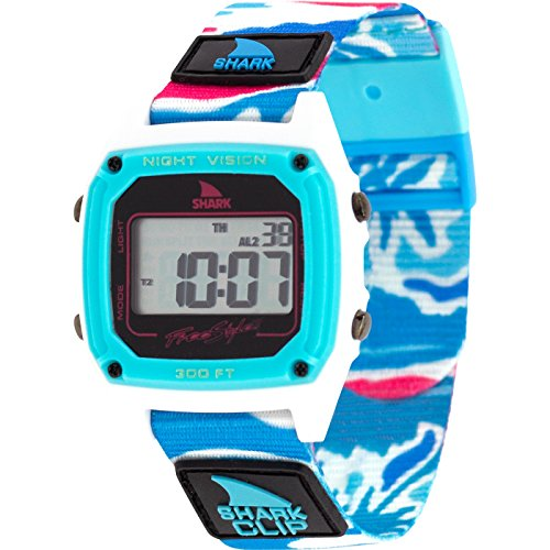 Freestyle Shark Classic Clip Aloha Mirage Blue Unisex Watch FS101029