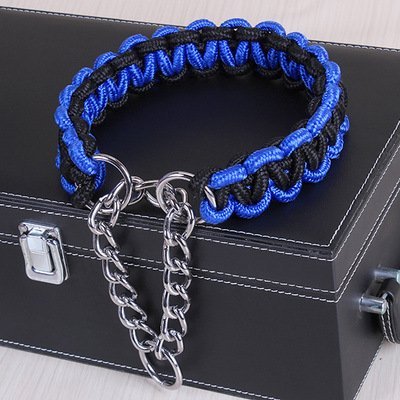 ACCENTORY Pet Collars for Dogs Neck 9.5