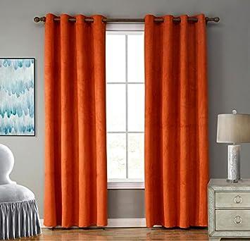Tine Home Curtains Daim Tissu Rideaux Pour Le Salon Semi Rideau