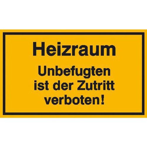 Espacio de calor no autorizadas está prohibida la entrada ...
