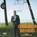 One Step Behind   Henning Mankell