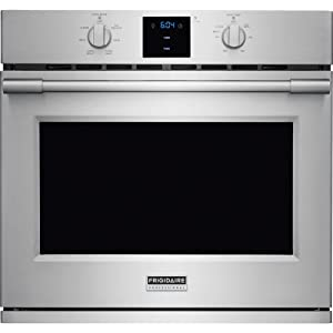 "Frigidaire Professional 30"" Stainless Steel Single Electric Wall Oven"