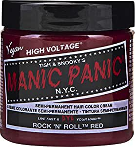 Manic Panic - Rock N Roll Red Hair Dye