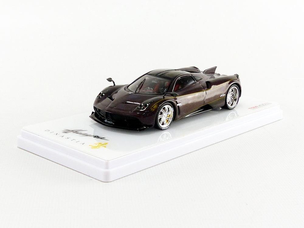Truescale Miniatures–Coche en Miniatura de colección, tsm430120, Rojo
