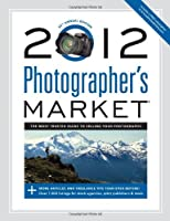 2012 Photographer's Market Front Cover