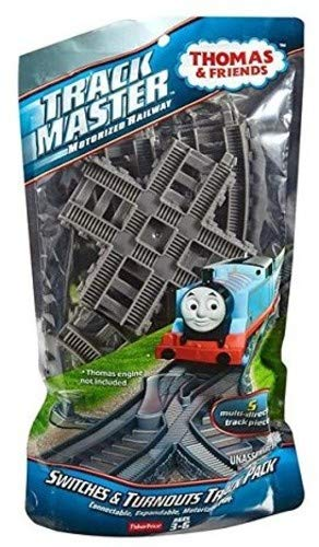 Fisher-Price Thomas & Friends TrackMaster Track Pack Assortment (Thomas And Friends Marion)