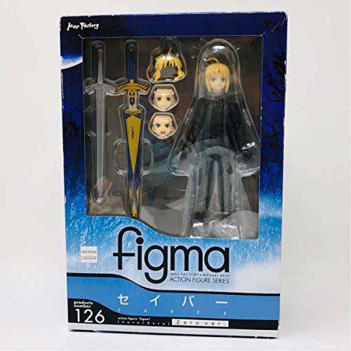 figma 126 セイバー Zero ver. 【Fare/Zero】