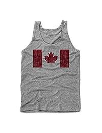 Canada Flag R Canada Men's Tank Top