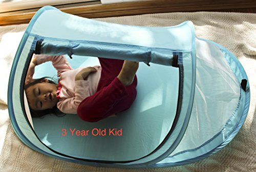 MooMooBaby Pop-Up Baby Beach Crib Tent by MooMoo Baby (Image #7)