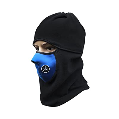 Balaclava Ski Mask, Zoizlla Winter Motorcycle Face Mask for Men/Women, Cold Weather Thermal Snow Face Mask, Tactical Mask Snowboard Headgear - Fleece