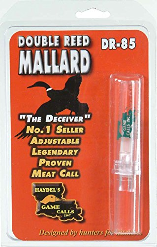 Ha-Yardel-Feets DR-85 Mallard Call review