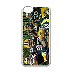 Unique Phone Case Pattern 10Green Bay Packers Aaron Rodgers Jersey iPhone Cell Phone Case Cover- For Iphone 5c
