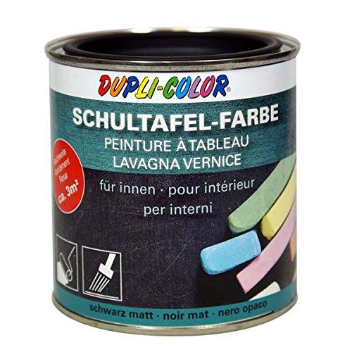 Dupli Color 368103, Vernice per lavagna scolastica, 375 ml, colore: Nero in.pro. Herstellungs- und Vertriebsgesellschaft mbH de automotive INPAK