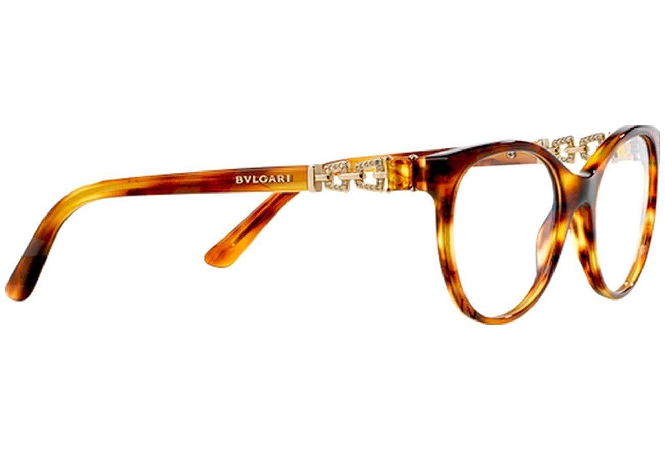 Eyeglasses Bvlgari BV 4099 B 816 HONEY HAVANA