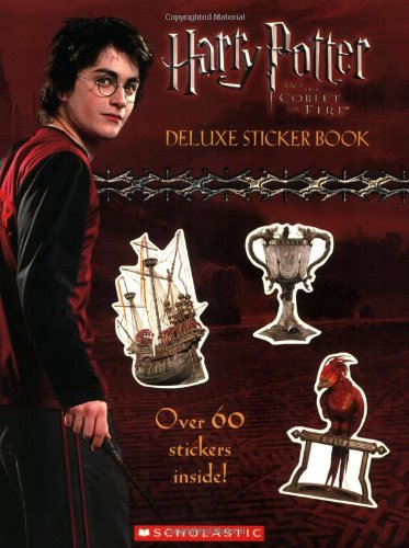Harry Potter And The Goblet of Fire: Sticker Book]()