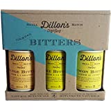 Dillon's 3-Pack Bitters - Citrus (Orange, Lime, Lemon)