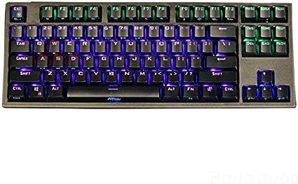 Sut 87keys rk rc930 electrostic capacitiva teclado para ...