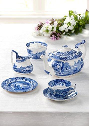 Spode Blue Italian Dinner Plate, Set of 4 by Spode (Image #2)