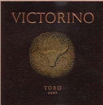 Victorino - Vino tinto 2012 Toro