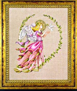 - Mirabilia Cross Stitch Design: Caring Wings MD73