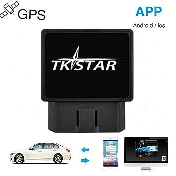 TKSTAR GSM/GPRS/GPS sistema de seguimiento GPS Rastreador para coche tk816