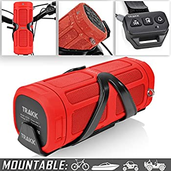 TRAKK ACTIV 16W Bike Speaker & Power Bank