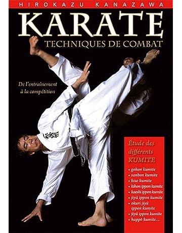 Karaté   techniques de combat   Etudes des différents kumite 663b3ecb2f8