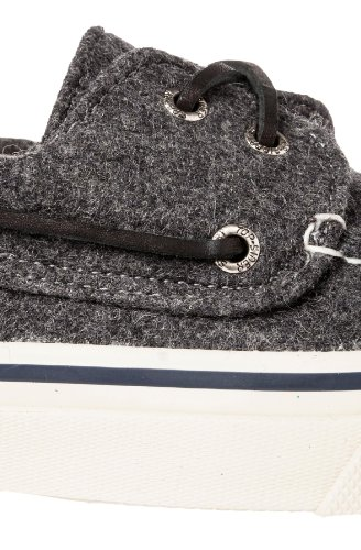 Sperry Top-sider Mens Bahama 2-eye Wol Bootschoen Grijs