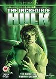 The Incredible Hulk - Season 4 [Import anglais]