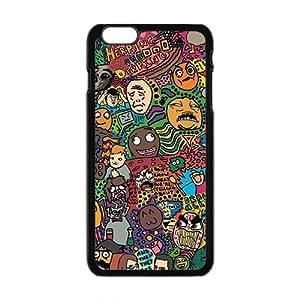 Creative Cartoon Hot Seller Stylish Hard Case For Iphone 6 Plus
