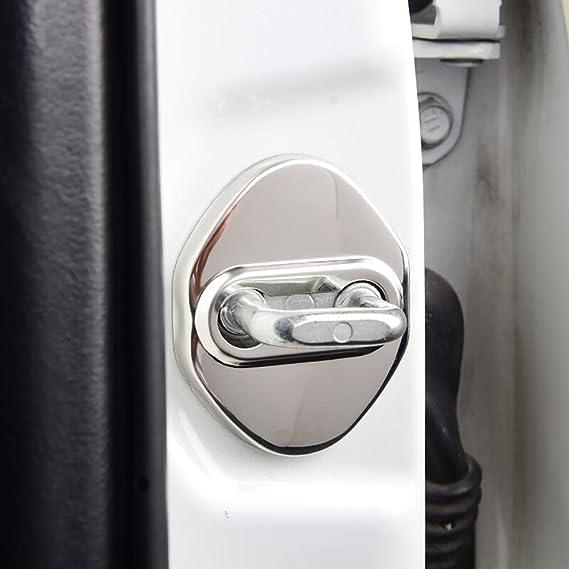 MX-5 Car Door Lock Protective Cover 4 x Anti-Scratch Car Door For 2004-2012 M6