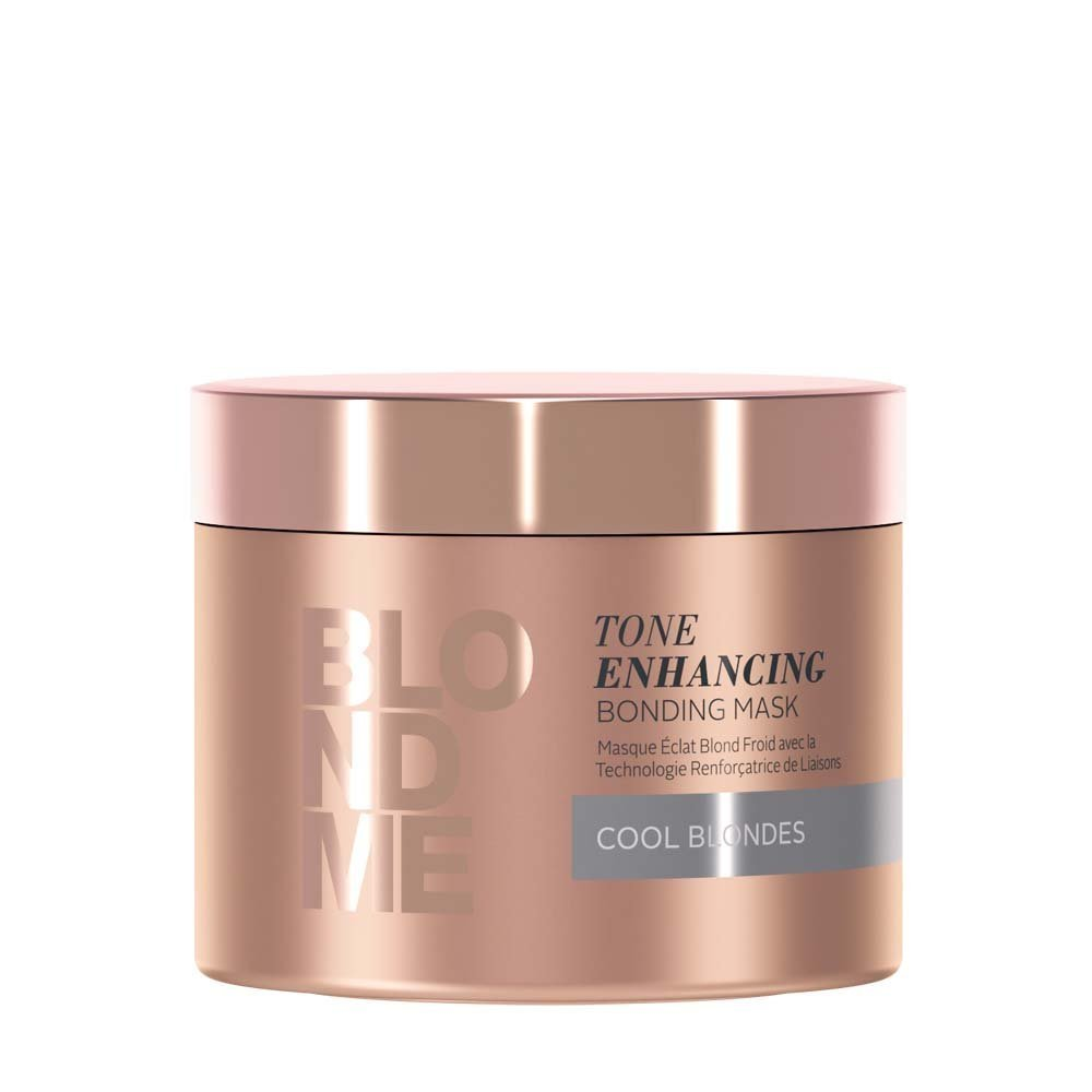 Schwarzkopf Blondme Tone Enhancing Bonding Mask - Cool Blondes 200ml 4045787369977