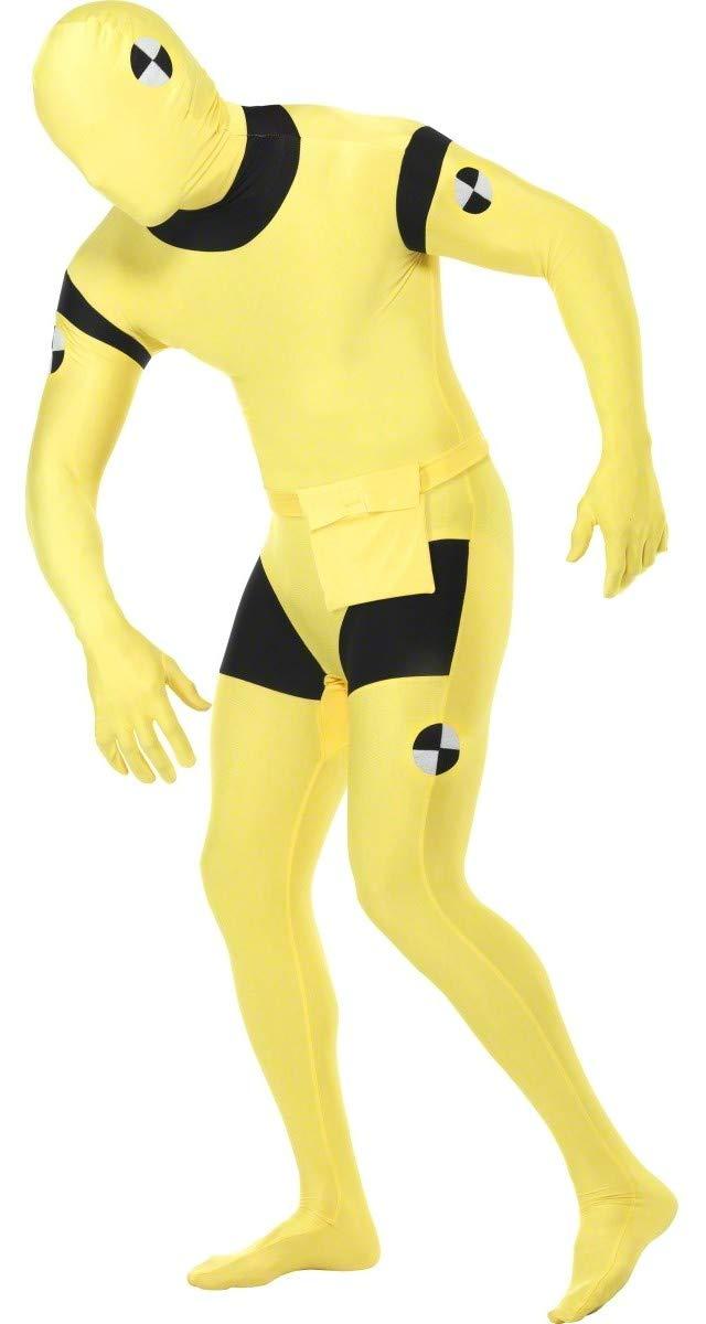 Crash test Zweite Haut Kostüm B06XZDH6G3 Kostüme für Erwachsene Ruf zuerst | Schnelle Lieferung