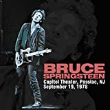 Capitol Theater - Passiac, NJ - September 19, 1978