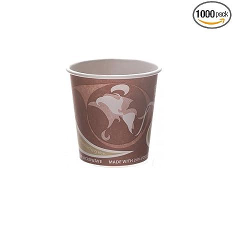 Amazon.com: Eco-Products – Contenido reciclado taza – 4 oz ...