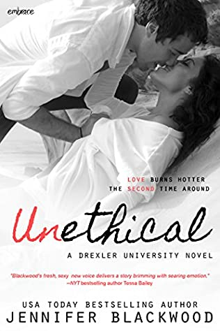 book cover of Unethical