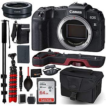 Amazon.com : Canon EOS RP Mirrorless Digital Camera (Body