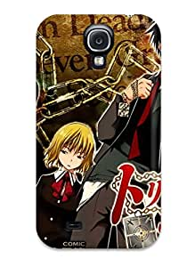 Hot EFymQYV4287CSDtL Trinity Seven 7-nin No Mahoutsukai Tpu Case Cover Compatible With Galaxy S4