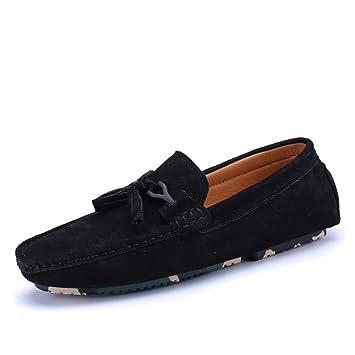 meilleur site web 9d54b 171ab Shufang-shoes,,, 2018 Homme Neuf des Mocassins. Appartements ...