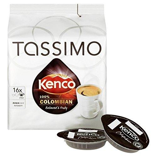 素晴らしい品質 マイストアKenco 100%コロンビアの16あたりのパック Colombian (x 6) - Tassimo Kenco B01M0JDTVB 100% of Colombian 16 per pack (Pack of 6) [並行輸入品] B01M0JDTVB, ショッピング-イタリアーナ:eed57fd2 --- svecha37.ru