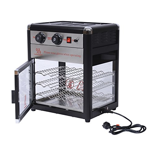 HomCom Three Tier Low Fat Oil Free Electric Air Oven