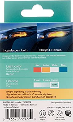 Philips 1157ALED Ultinon LED