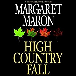High Country Fall Audiobook
