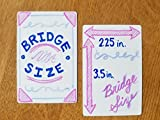 Apostrophe Games Blank Playing Cards - Bridge