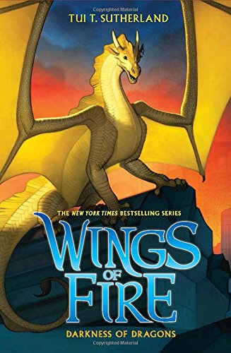 Darkness of Dragons (Wings of Fire, Book 10) [Tui T. Sutherland] (Tapa Dura)
