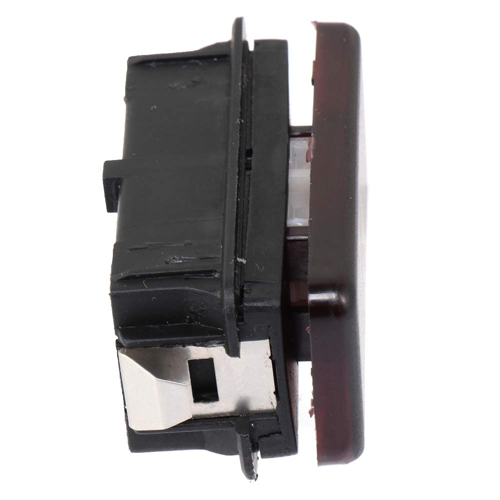 AUTOMUTO Hazard Warning Light Emergency Flasher Switch Replace 61311390722 Fits for BMW 3 Series M3 Z3 Keenso