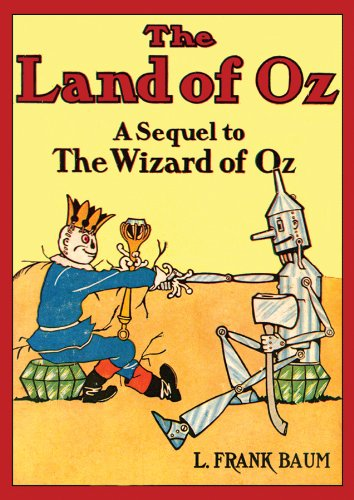 The Land of Oz: Library Edition by Blackstone Audio Inc