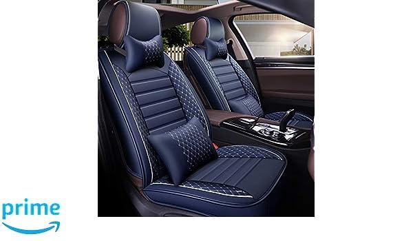 Amazon.es: Four Seasons universal car seat cover auto parts azul ...