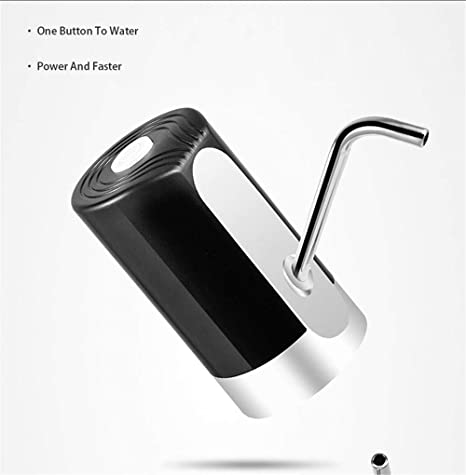 kbxstart Bomba de Agua Potable eléctrica Mini dispensador de Agua Potable fría Bomba de Agua Recargable