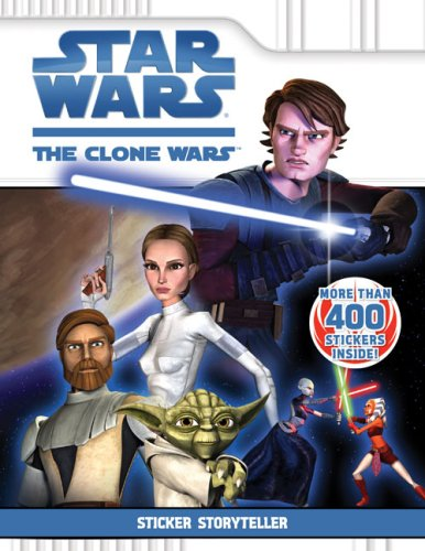 Sticker Storyteller (Star Wars: The Clone Wars)